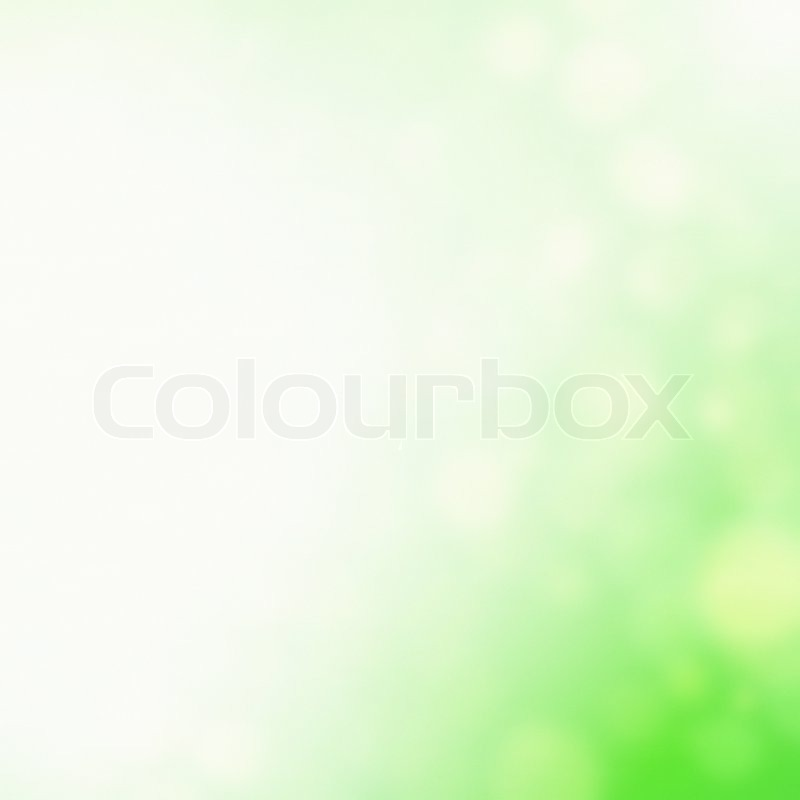 Stock image of 'Abstract green blurred background'