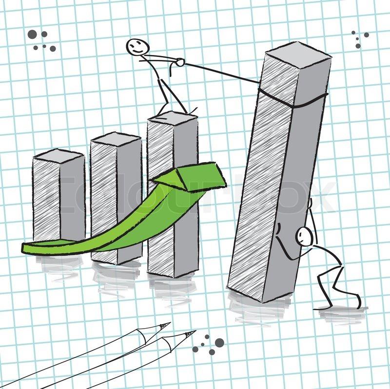 teamwork aktien antrieb arbeit aufschwung aufsteigen