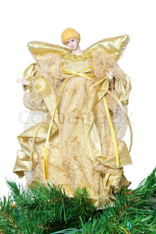 engel til juletræstop