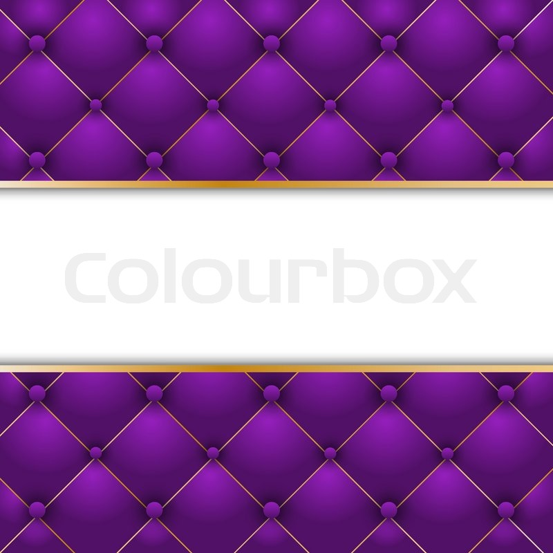 luxury purple background with place for text stock