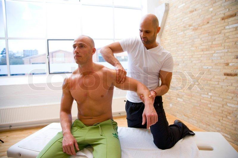 mandlig massør massage midtsjælland