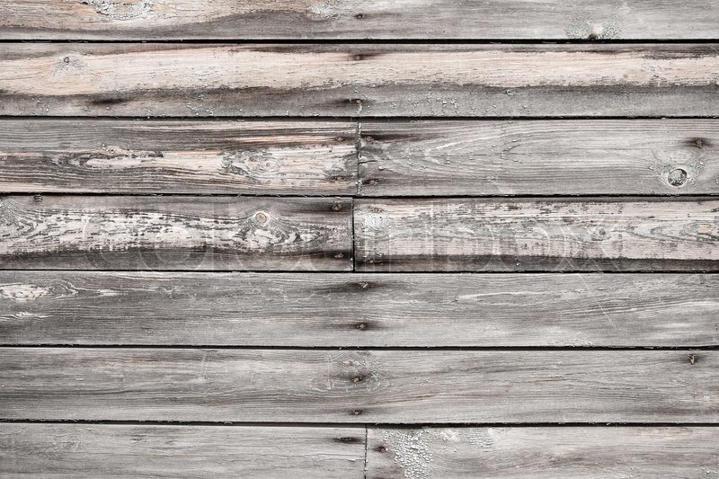 Old barn wood board | Stock Photo | Colourbox