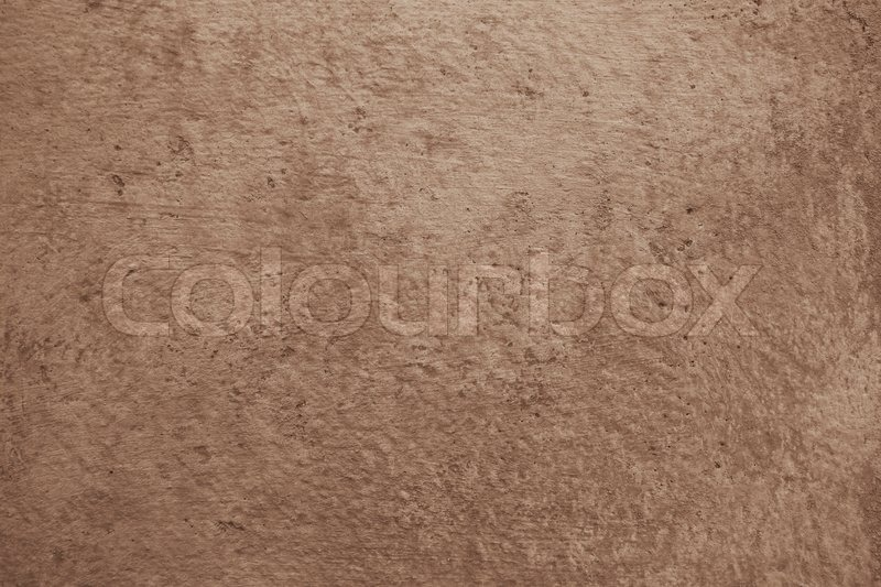 Uneven Surface Old Plastered Walls Stock Photo Colourbox