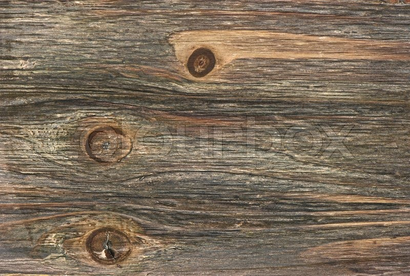Vintage Natural Rustic Wooden Background Stock Photo