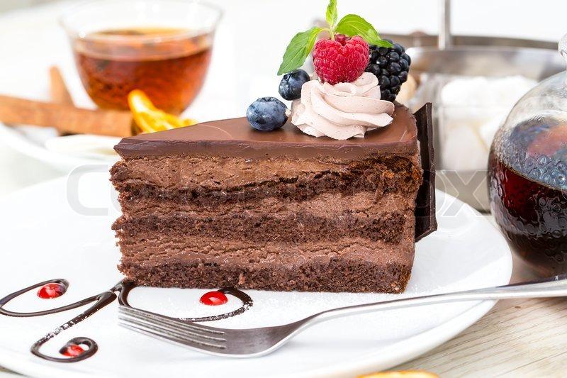 Lava Cake Mix In Black Box