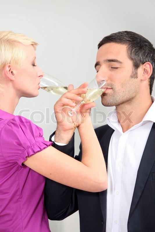 Møde mand og kvinde