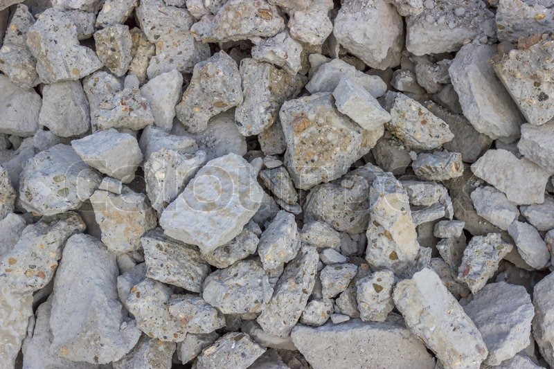 Crushed Concrete Wall Background Stock Photo Colourbox