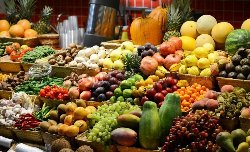 Health Foods Grocer Started In