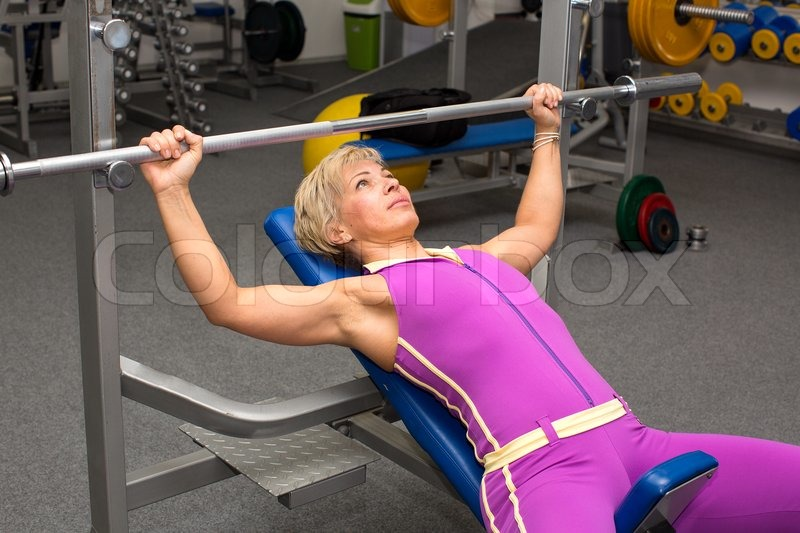 No adult female bodybuilding competitions in the gym ...