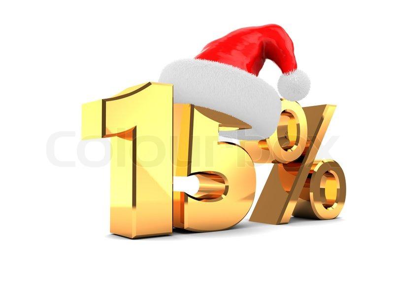15 percent discount stock photo colourbox