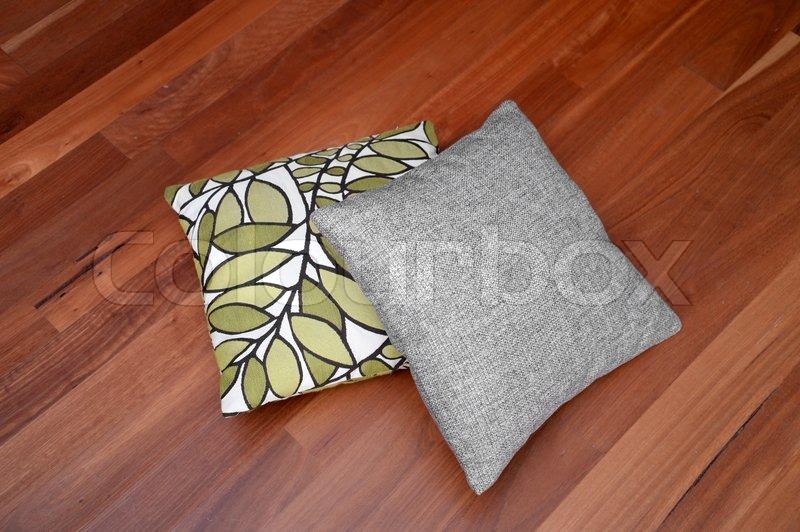 kissen stockfoto colourbox. Black Bedroom Furniture Sets. Home Design Ideas