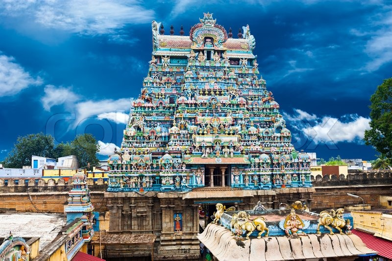 Great South Indian Architecture Sri Ranganathaswamy Temple