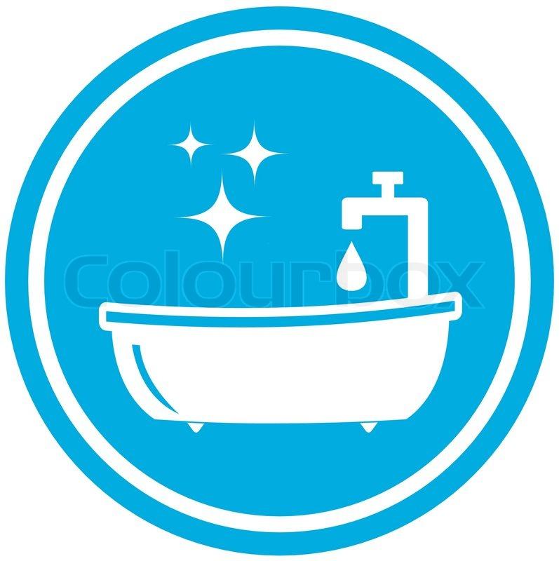 bathroom icon hygiene symbol vector - Bathroom Symbol