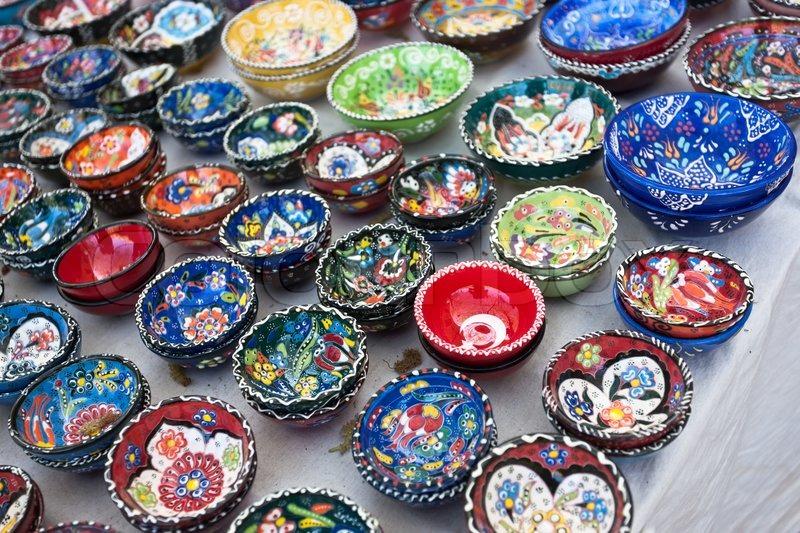 håndlavet keramik Håndlavet keramik   stock foto   Colourbox håndlavet keramik