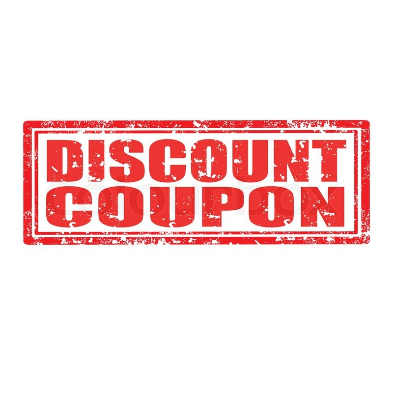 Discount rubber stamps coupon