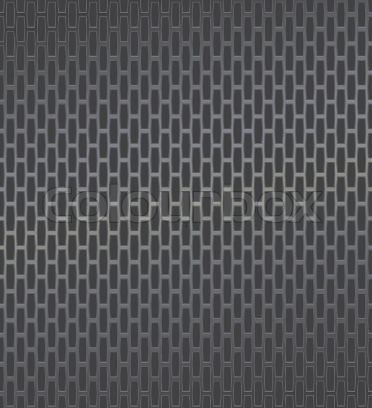 technology background with dark metal texture stock