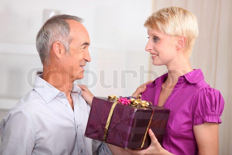 ha en affære mand ung kvinde