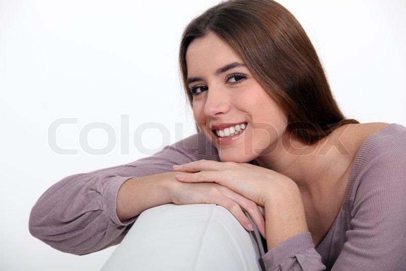 Braunhaarige Frauen