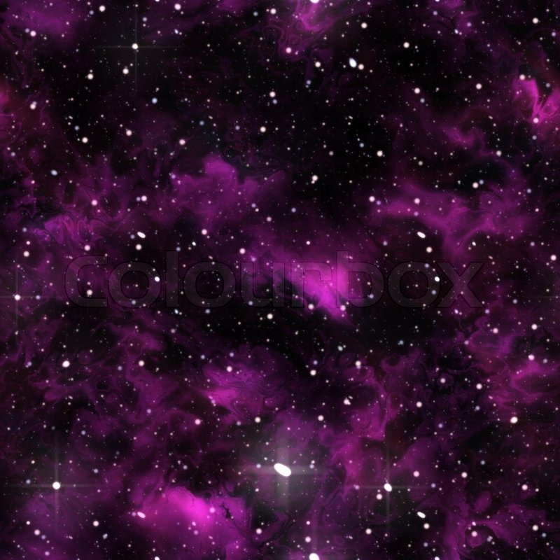 Seamless Universe Texture Stock Photo Colourbox