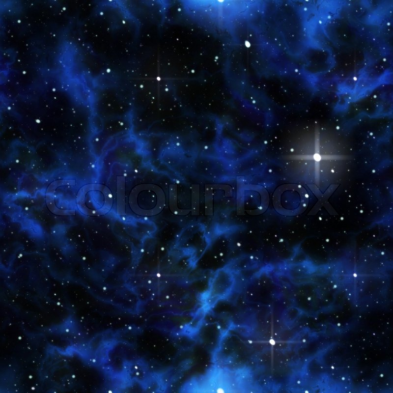 Nahtlose textur universum stockfoto colourbox for Dekoration universum