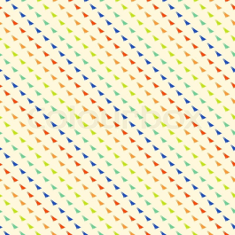 ... Texture for textile, print, wallpaper, background | Vector | Colourbox: https://www.colourbox.com/vector/multicolor-geometric-hipster...