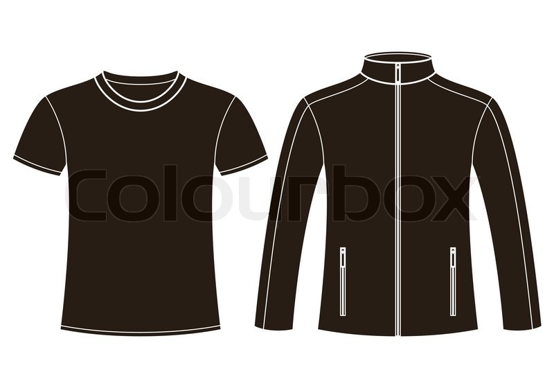 jacket and t