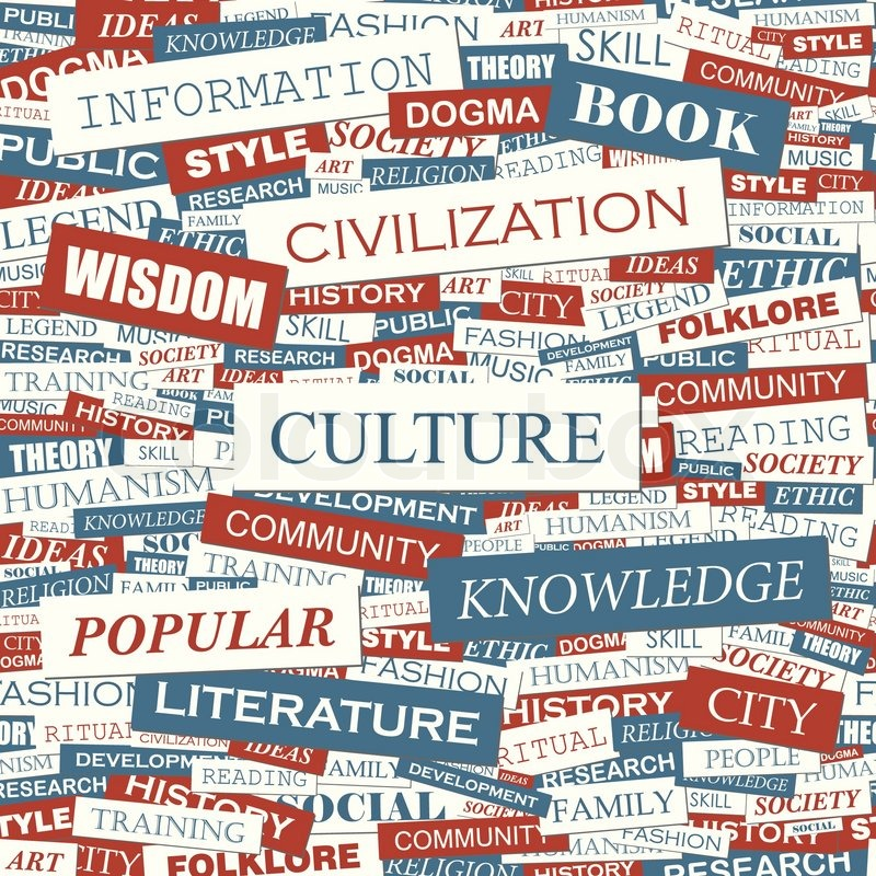 words related to pop culture