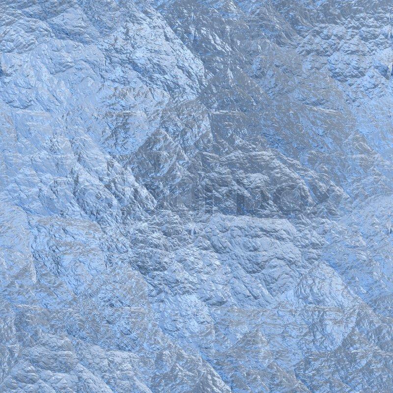 Seamless ice texture | Stock Photo | Colourbox