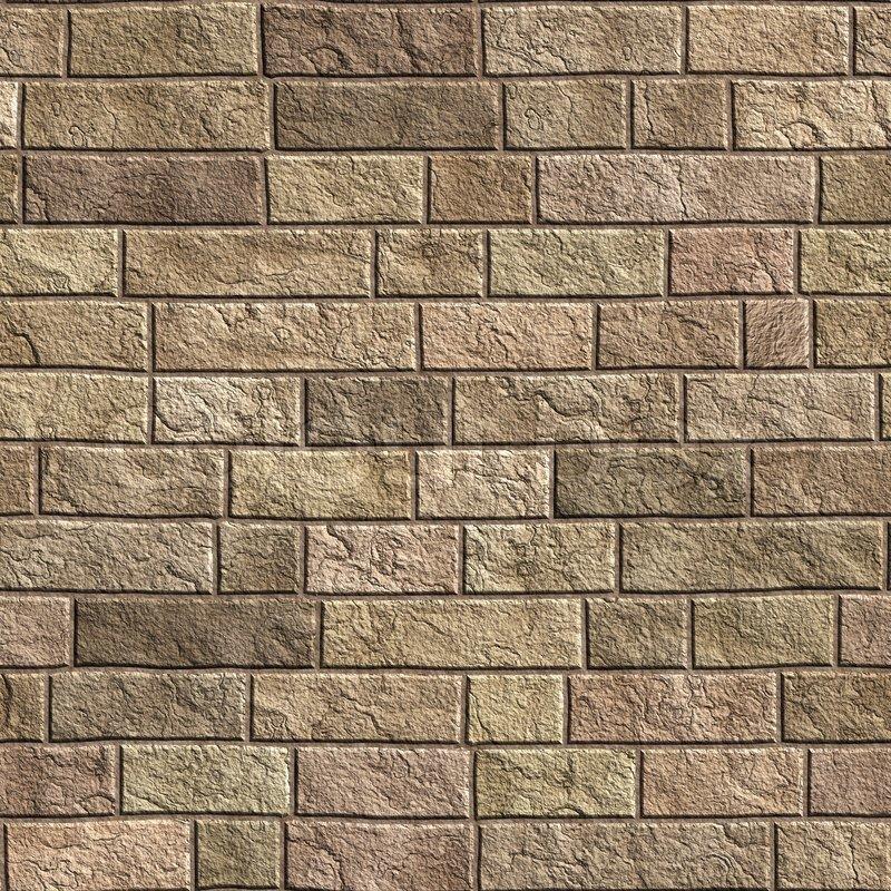 . Seamless brick texture   Stock image   Colourbox