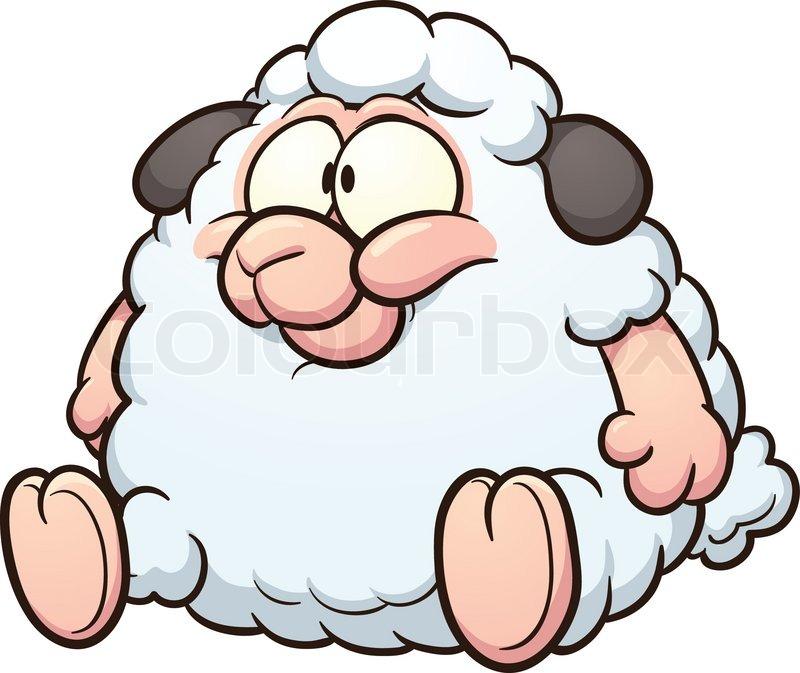 lamb clip art cartoon - photo #31