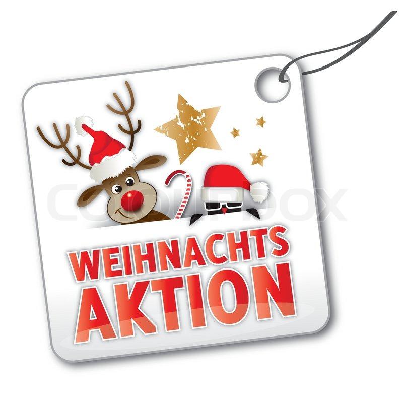 Weihnachtsaktion, x-mas, weihnachten, aktion, Stempel, button ...