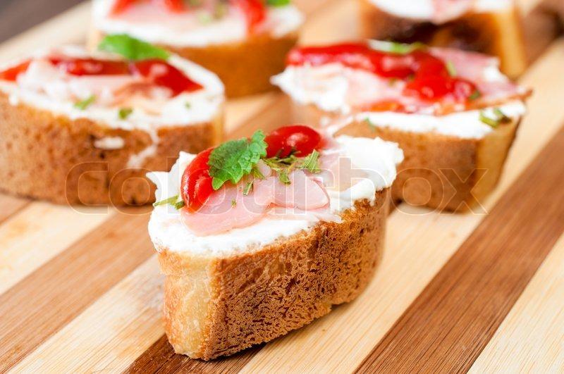 små sandwich