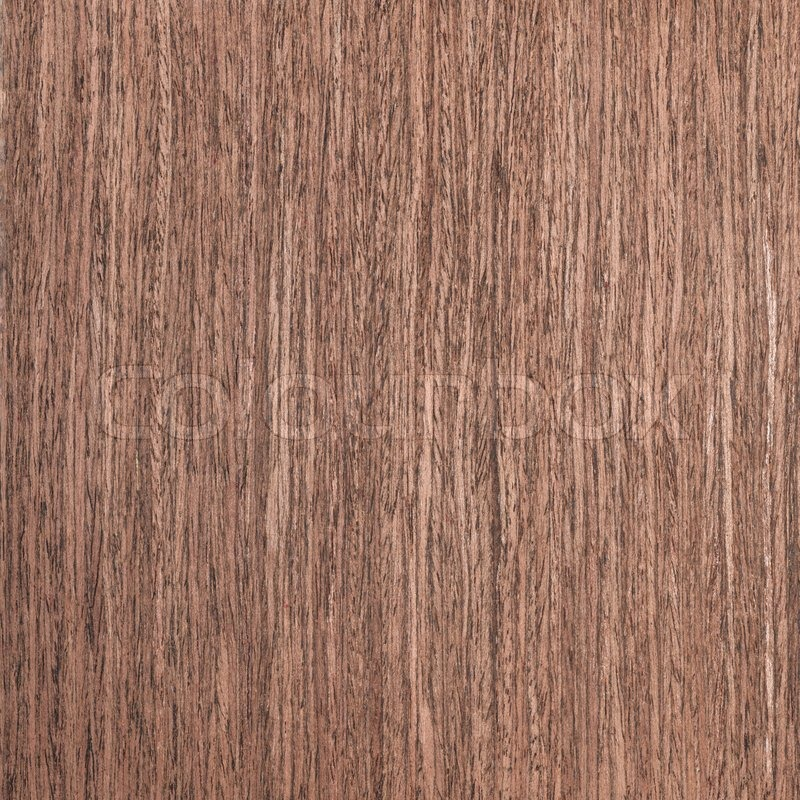 Walnut Wood Grain Wooden Background Stock Photo