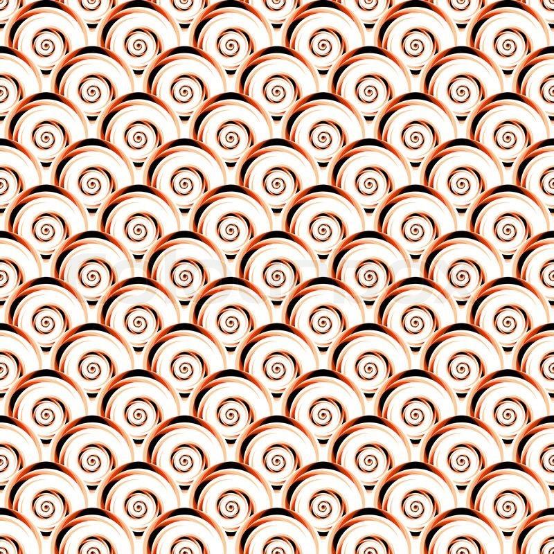 Turtle Shell Vector Shell Pattern Vector Art
