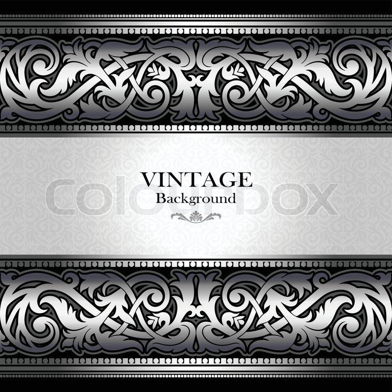 ... Label , floral Luxus ornamentale Muster -Vorlage für, Stock-Vektor