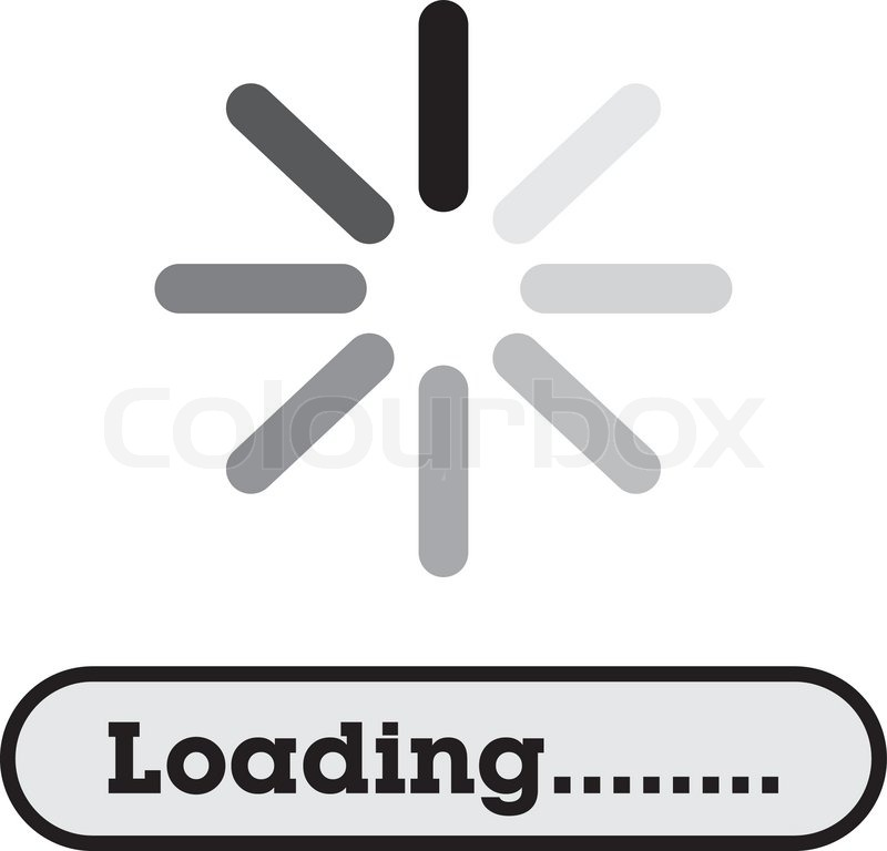 Apple Loading Icon Loading Vector Icons Vector