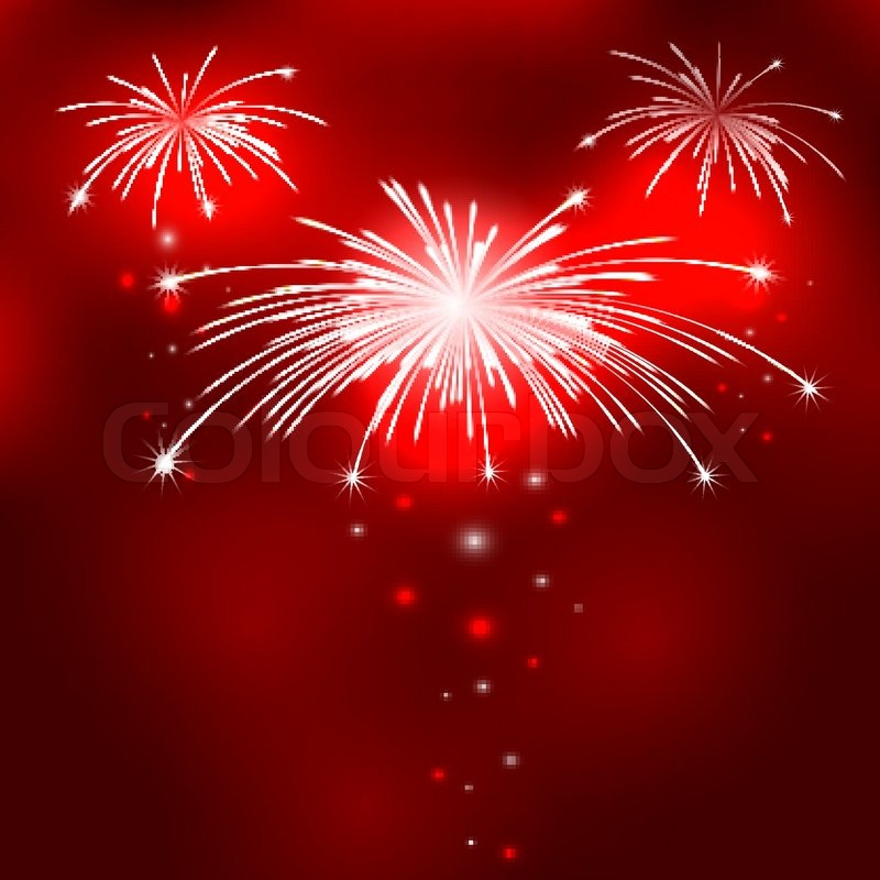 red fireworks background www pixshark com images Moving Fireworks Animation free animated fireworks clipart for powerpoint