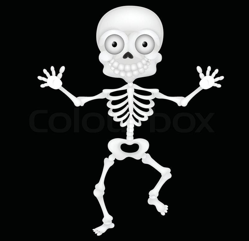 funny skeleton cartoon stock vector colourbox shower clip art free shower clipart