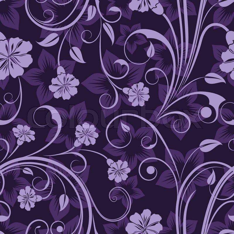 purple glitter wallpaper bedroom