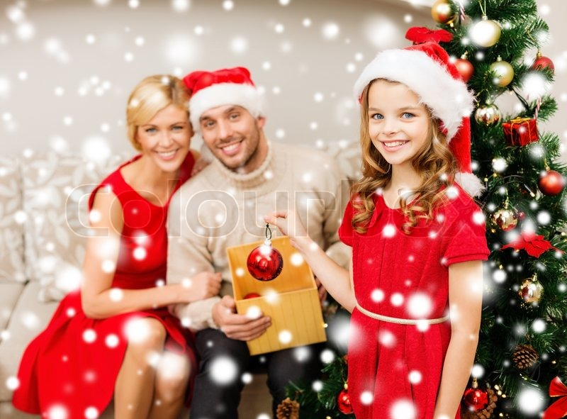 people decorating a christmas tree contemporary people decorating christmas tree royalty free stock - People Decorating A Christmas Tree