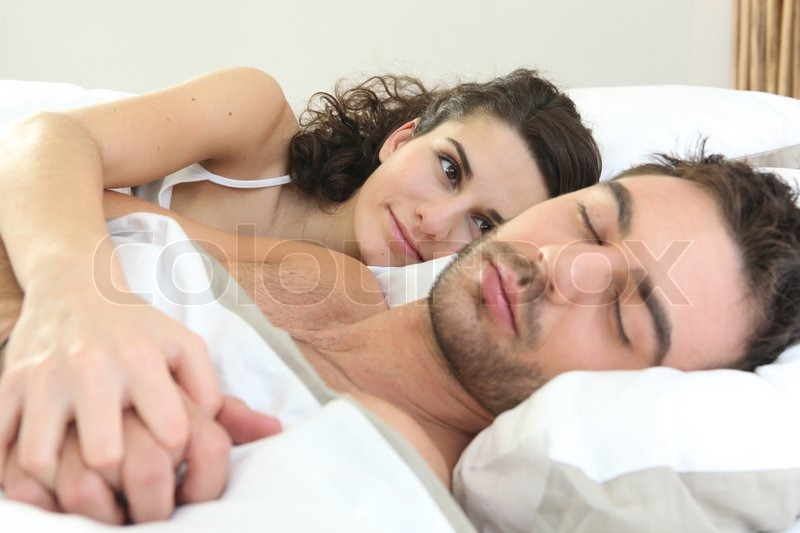 sleeping with a man in relationship