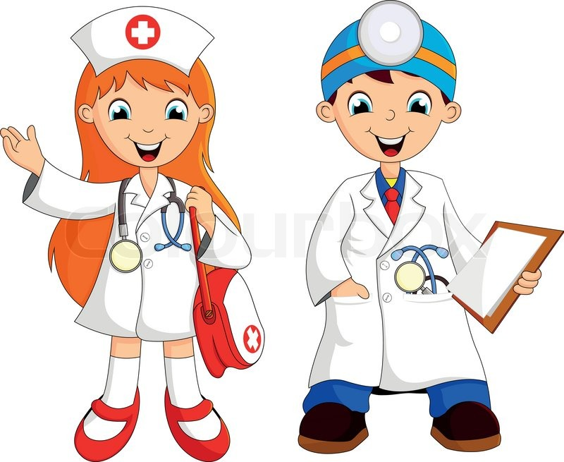 Image result for doctors cartoon