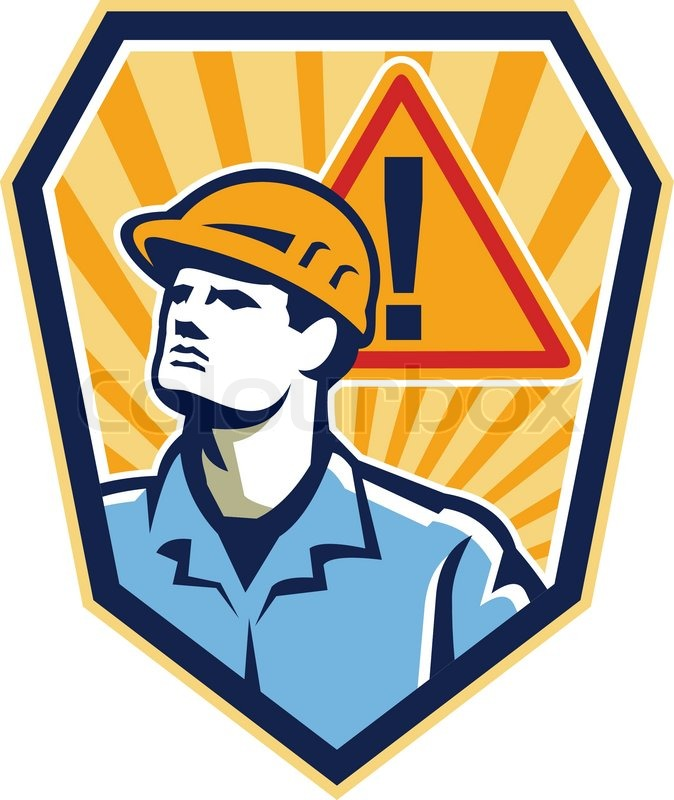 Foreman Builders Mail: Contractor Construction Worker Caution ...