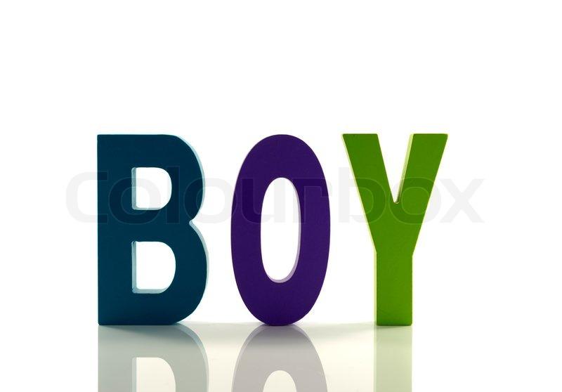 junge buchstaben stockfoto colourbox