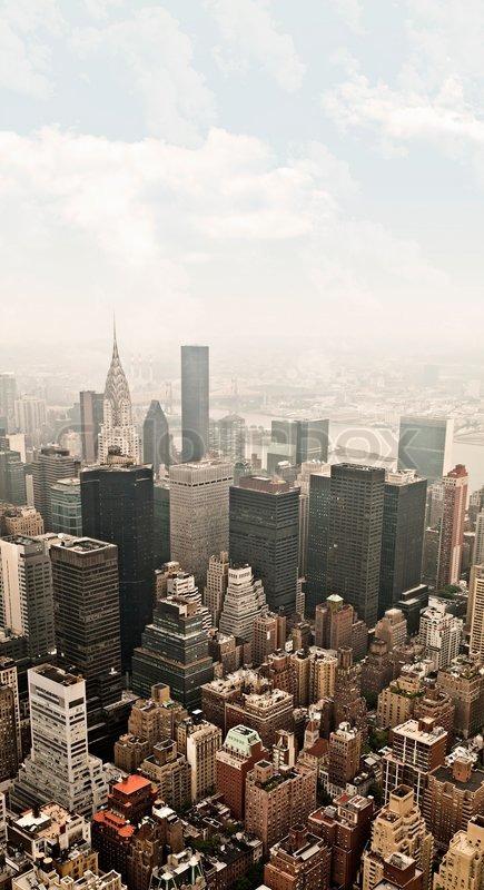 Weinlese New York Einkaufen