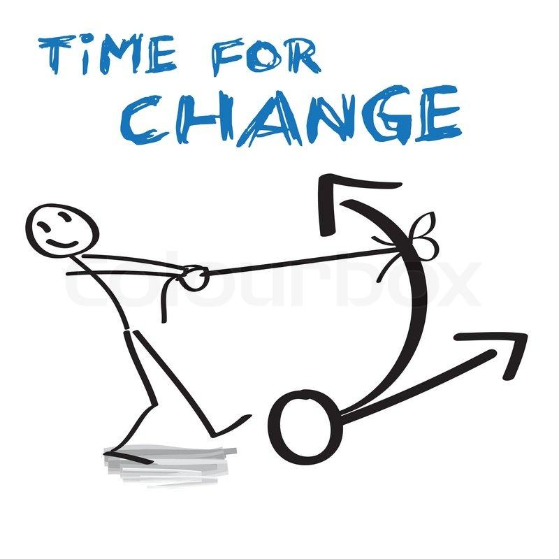 Resultado de imagen de time for change