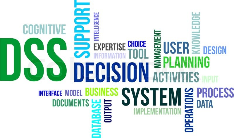 decision support systems Read a description of decision support systems this is also known as dss (decision support systems), decision support free detailed reports on decision support systems are also available.