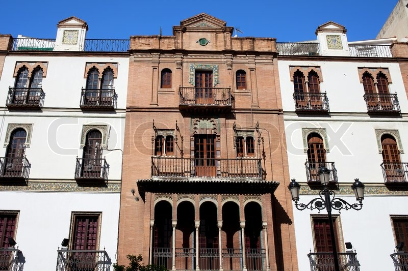 a history of seville a spanish town