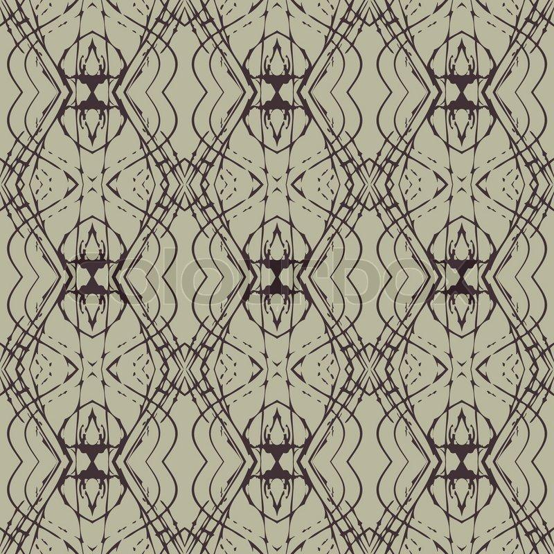 Art deco home decor fabric