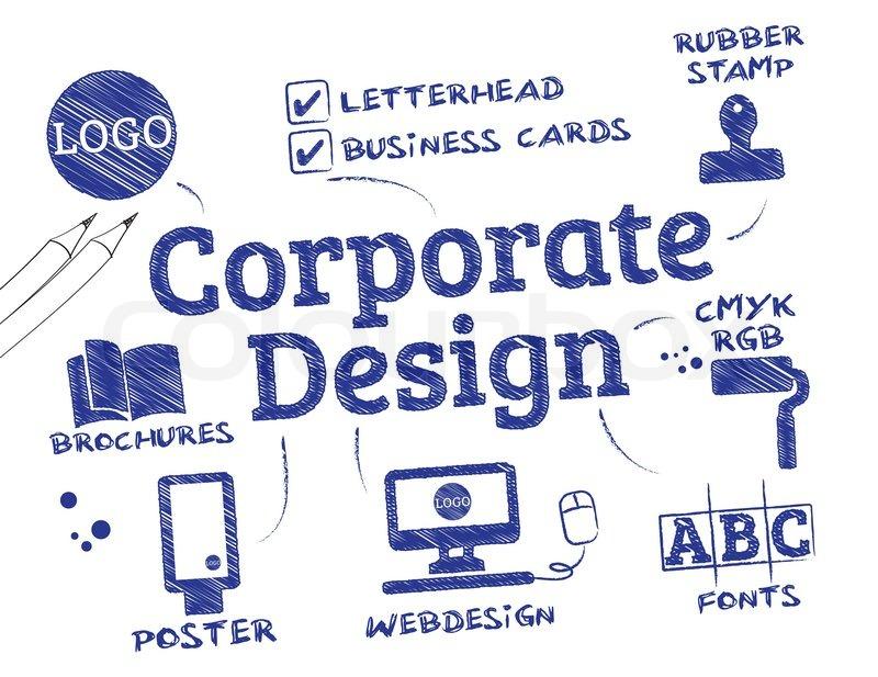 Analyse, agentur, business, plakat, blau, business, cmyk, design ...